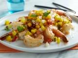 Shrimps BBQ with mango salad | Gamberoni con insalata di mango | Austrialia