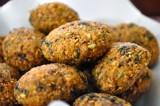 Crocchette di fagioli neri indiani | India
