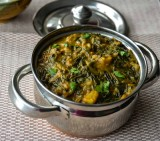 Hari Dal | Curry di spinaci e lenticchie | India