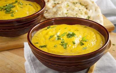 Mulligatawny Zuppa di lenticchie | India