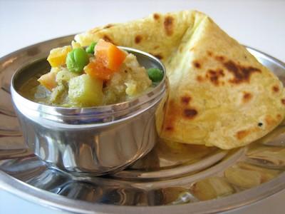 Vegetable korma | Korma di verdure | India