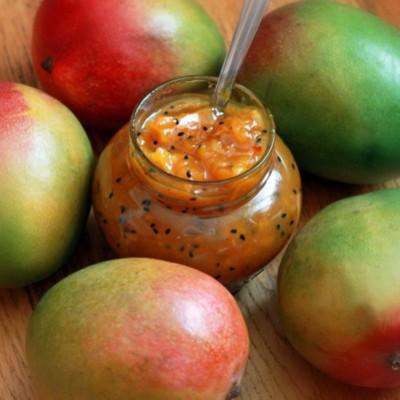 Mango chutney   Salsa di mango agro-dolce