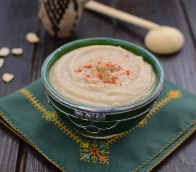 Zuppa berbera di fave secche e spezie | Marocco