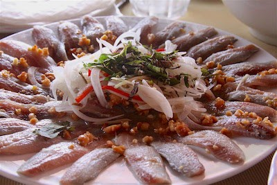 Gỏi cá ✪ Insalata di pesce alla vietnamita ✪  Vietnam