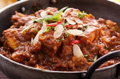 Pork Vindaloo   Vindaloo di maiale