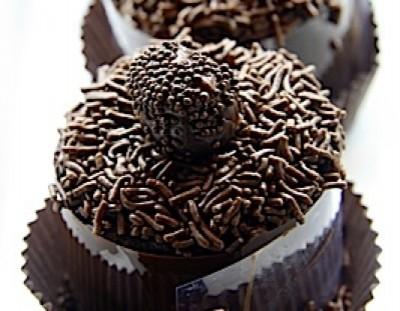 BRIGADEIROS   praline al cioccolato