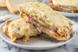 Croque-monsieur gourmet bistrot | Francia