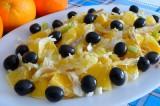 Ensalada de naranja y bacalao | Insalata di arance e baccala all'andalusa | Spagna